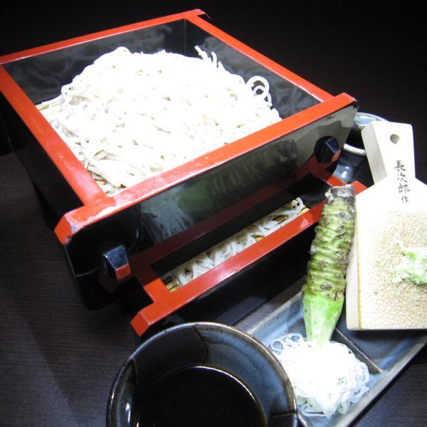 【冷】せいろ蕎麦<2段>