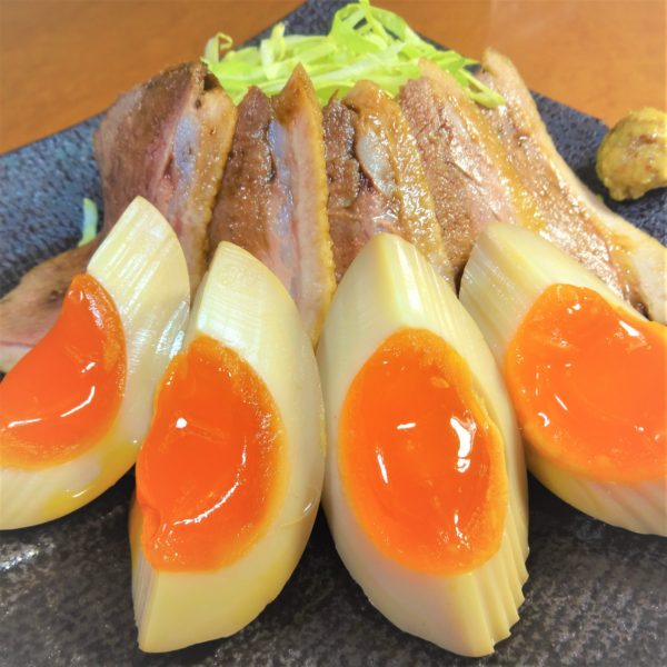 鴨ロースの柔らか煮