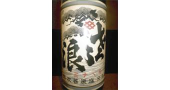 琵琶のさゝ浪 純米吟醸+5 (埼玉県入間郡毛呂山町)